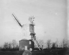 Barningham Road Mill, Stanton, Suffolk