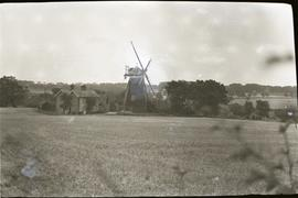 """Dalham smock mill, Suffolk"""