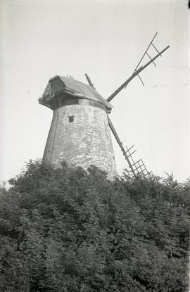 """Windmill at Bradwell, Bucks"""