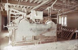 """Helmshore, Higher Mill Knap raising machine."""