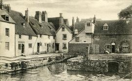 """Abingdon, Abbey Mill"""