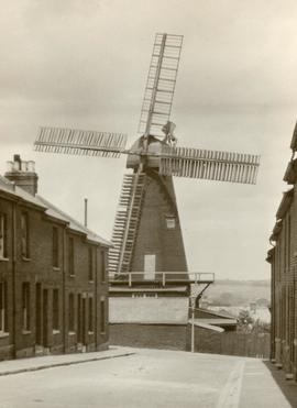 """Delce Mill, Rochester, Kent"""