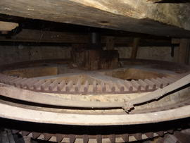 Great spur wheel, Shade Mill, Soham