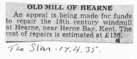 """Old Mill of Hearne"""