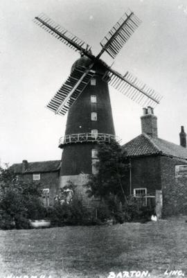 Hewson's Mill, Barton upon Humber