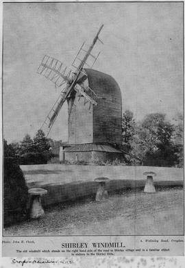 """Shirley Windmill"""