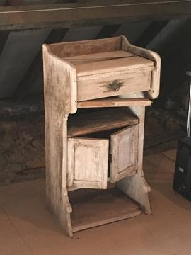Miller's desk, Shutler's Mill, South Petherton