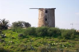 Tower mill, Spain
