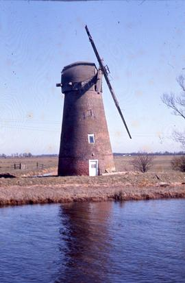 Clippesby Mill, N. Broads