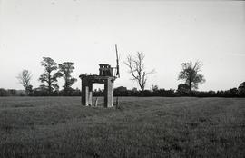 """Remains of windmill, Hillesden, Bucks"""