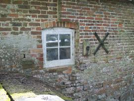 Window, Stowting Mill, Stowting, Shepway