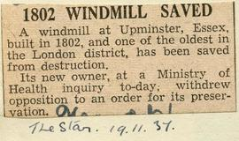 """1802 windmill saved"""