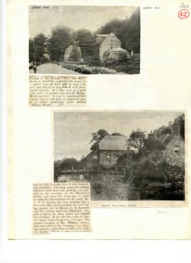 Upwey Mill and Bindon Mill