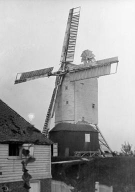 Post mill, Udimore