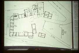 Abbeydale Hamlet, Sheffield, plan of works