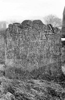 Head stone, Wyverton, Nr Blakeney
