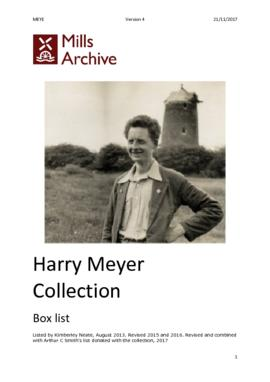Harry Meyer Collection