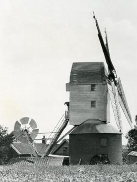 Webster's Mill, Framsden, Suffolk, England