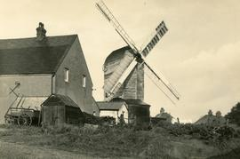 """Down Mill, Bexhill, Sussex"""