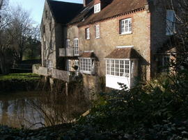 North Mill, Easebourne, Midhurst