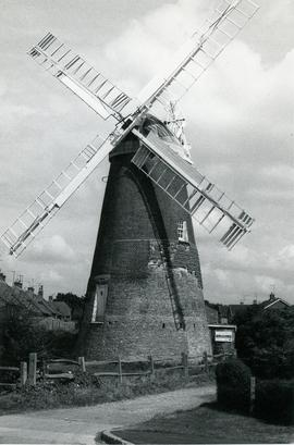 Tower mill, Polegate, Sussex