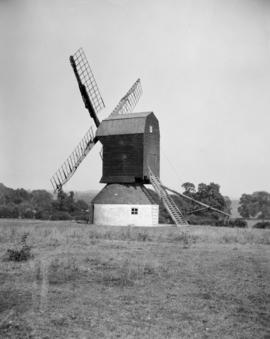 """Stevington post  mill, Bedfordshire"""