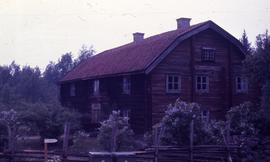 """Sweden Lessebo Mill House"""