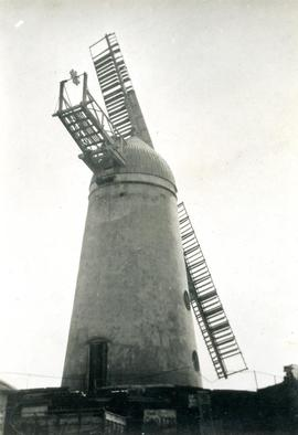 Stone Cross Mill, Westham