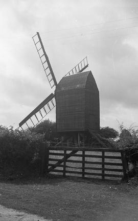 """Windmill at Nutley, Sussex"""