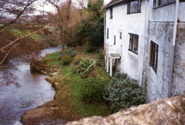Swillbridge, Doniford - site of woollen mill