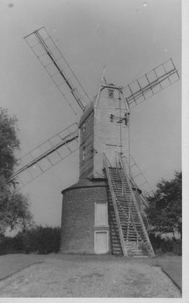 Ramsey Post Mill, Ramsey