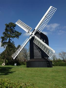 High Salvington Windmill, High Salvington, Sussex