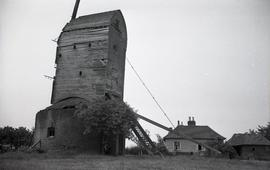 """Windmill at Toothill, Essex"""