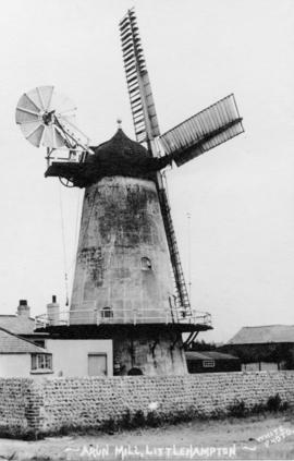 Arun Mill, Littlehampton, Sussex