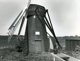 Herringfleet Smock Mill, Suffolk