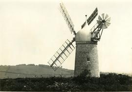 Old Bolingbroke Mill, Lincolnshire