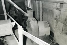Sonning  Mill - water wheel damper