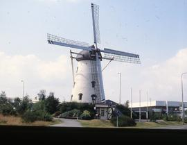 """Riek Wekkerised, sails, Central Holland"""