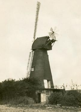 """The New Mill, Northbourne, Kent"""
