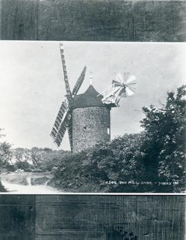 Tower Mill, Isle of Sark