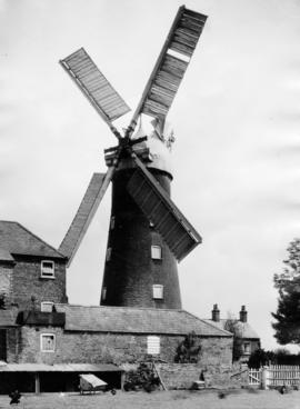 """Penny Hill Mill, Holbeach, Lincolnshire"""
