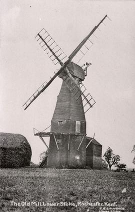 """The Old Mill, Lower Stoke, Rochester, Kent"""