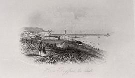 """Herne Bay from the East"""