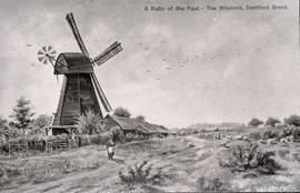 """A Relic of the Past - The Windmill, Dartford Brent"""