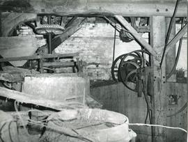 Interior Machinery, watermill, Kersey