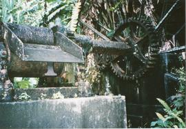 Machinery at Farm Mill, St Vincent