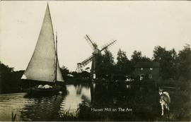 Hunset Mill on The Ant