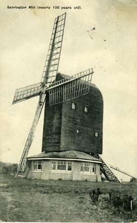 "Salvington Mill ""nearly 150 years old"""