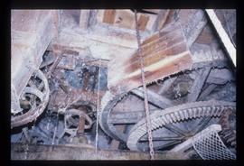 Great spur wheel, John Baker's Mill, Barnham