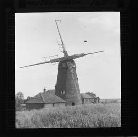 Mautby Marsh Farm drainage mill, Norfolk